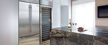 sub zero icbbi 36ufd over and under refrigerator freezer with french doors