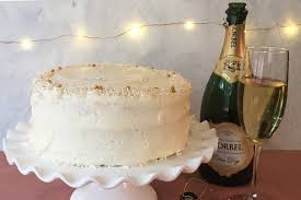 How To Make Champagne Cake Taste Of Home
