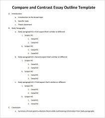 outline format for argumentative essay co outline format for argumentative essay