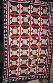 12 best Ralli quilts images on Pinterest   Embroidery, Colours and ... & Ralli #Quilt: Patchwork http://www.ishraqi.com/betav1 Adamdwight.com