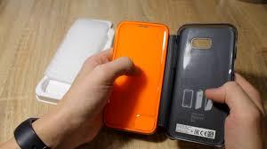Обзор чехла <b>Samsung Neon Flip</b> Cover для <b>Samsung Galaxy</b> A5 ...
