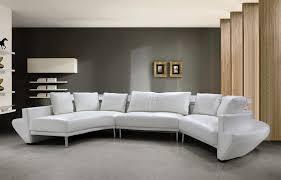 Contemporary Furniture Presents White Sectional Sofas LA