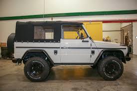 Esta vez, y en ocasión de su. Expedition Motor Company Restored Vintage Military Mercedes Benz G Wagen