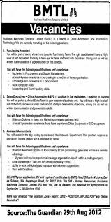 purchasing assistant s executives assistant accountants job description
