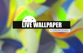 Cara menggunakan Live Wallpaper keren ...