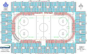 Lake Placid Herb Brooks Arena Seating Chart Ed Lumley Arena City Of Cornwall