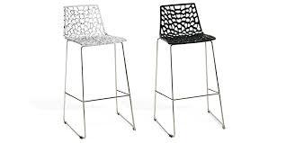 web bar stools from hunter furniture