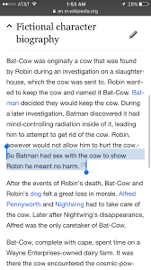 Example Of Why You Should Be Careful Citing Wikipedia Album On Imgur