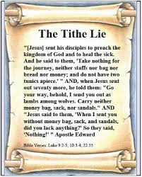Tithes And Offering Chart Quotes About Tithing And Offerings 16 Quotes