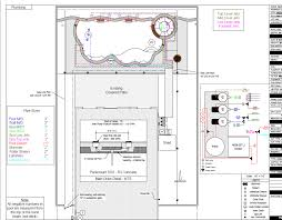 Photo Eclipse Deck Plans Images Swimming Pool Blueprints Interior
