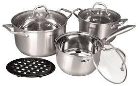 Набор посуды Vitesse Catherine VS-2060 7 пр. — купить по ...