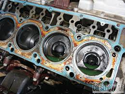 what are the symptoms of a blown head gasket bluedevil products blown head gasket