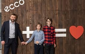 Бренд ECCO выступил партнером «<b>Праздника</b> для всех ...