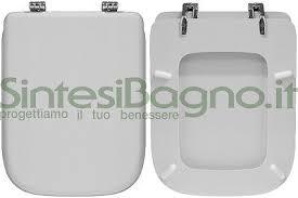 Sedili Wc Cesame : Copriwater sedile wc gt conca ideal standard termoindurente