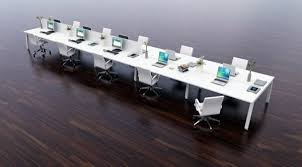 long office table. picture modern office furniture long table
