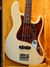 fender jazz bass american vintage series 62 reissue olympic white