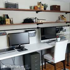 home office desks with storage. Home Office Desks With Storage 8 Desk Organization Ideas You Can Family Handyman . R