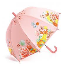 Зонтик <b>Цветочный сад</b>, <b>Djeco</b> - купить в Сундуке Знаний
