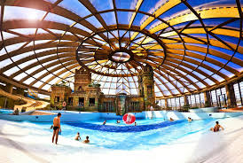 cool bedrooms with water slides. Fine Slides Hotels With Water Parks The Indoor Pool At Waterpark In Budapest To Cool Bedrooms With Water Slides E