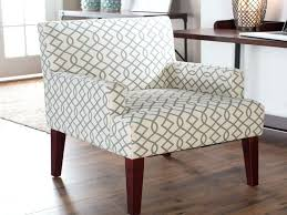 modern white accent chair contemporary christopher knight home round