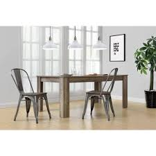 metal dining room furniture. dorel home products fusion metal dining chair with wood seat set of 2 multiple colors walmartcom room furniture d