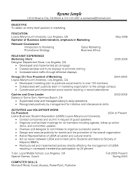 Resume Relevant Coursework relevant coursework resume examples for Enderrealtyparkco 1