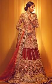 Lehenga Design 2018 Pakistani Magnificent Bridal Lehengas Designs By Top Dress Designers