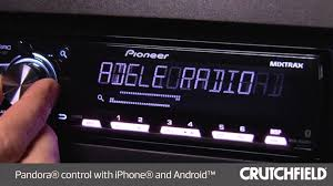 pioneer mvh x560bt display and controls demo crutchfield video pioneer mvh-x560bt review at Pioneer Mvh X560bt Wiring Diagram