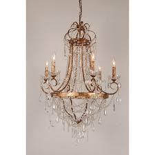 more views french empire crystal basket chandelier