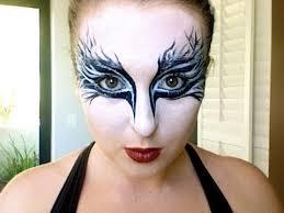 black swan makeup photo 2