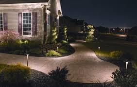 landscape lighting ideas image