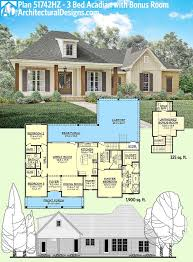 Best 25 Acadian house plans ideas on Pinterest