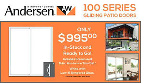 anderson gliding patio door series gliding patio doors andersen gliding patio door replacement parts