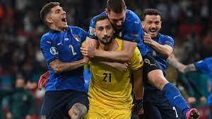 Euro 2021: Italian Gianluigi Donnarumma ...