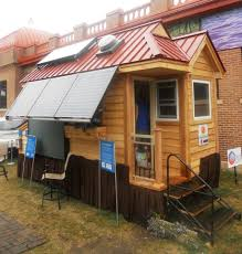 minnesota tiny house.  Tiny Solar Tiny House  4 Types Of Energy150day In Minnesota