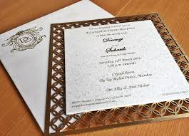a wooden cutwork frame card for devangi and saharsh by gifts tell Crystal Wedding Invitation Frame a wooden cutwork frame card for devangi and saharsh by gifts tell all, mumbai · invitation ideaswedding Rhinestone Wedding Invitations