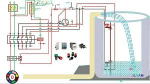 automatic water level controler single phase motor starter Single Phase Motor Starter Wiring Diagram automatic water level controler single phase motor starter connection single phase motor starter wiring diagram pdf