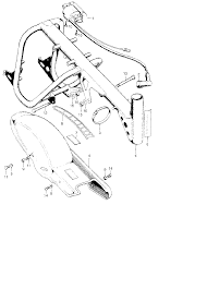 1971 honda qa50 frame rear fender parts best oem frame rear honda qa honda qa50 wiring diagram