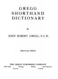 Gregg Shorthand Chart Greggs Shorthand Symbols Www Imghulk Com