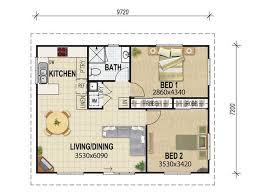 2 bedroom flats plans. another really simple, practical, small house design with good storage and two bedrooms - 2 bedroom flats plans