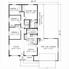 1300 square foot house plans with garage beautiful house plans 1200 sq ft enhance first impression