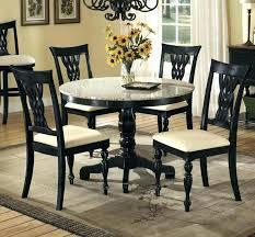 round granite top dining table black granite dining table and chairs elegant round dining table ideas table decorating ideas black granite round dining
