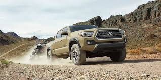 2017 Toyota Tacoma engine specs and performance capabilities
