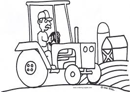 Small Picture Printable 40 Tractor Coloring Pages 1882 John Deere Tractor