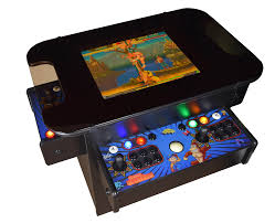 Cocktail Arcade Cabinet Kit Dream Arcadesr Multi Game Video Arcade Machines
