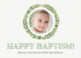 baptism card template customize 81 baptism card templates online canva