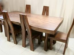 timberland kialla single slab 6 chairs 180cm x 90 cm