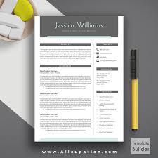 Modern Resume Template ...