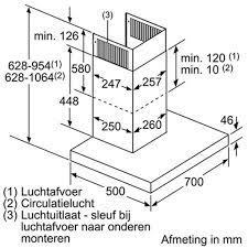 Máy Hút Mùi Bosch DWB77CM50