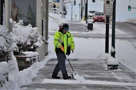 Idaho County Light And Power Brace For More Cold Idaho County Blowing Drifting Snow